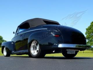 1947 Ford Convertible