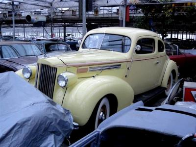 1941 Packard 120 Coupe PERFECT