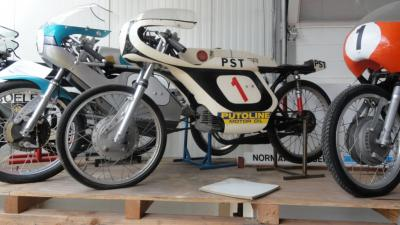 1960 Racers 50 CC mopeds