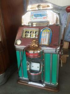 1950 Collectables Jennings 50c  Slotmachine