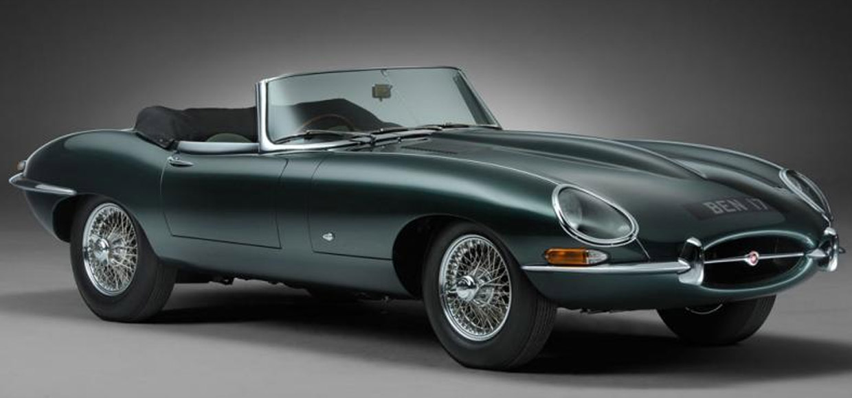 1961 Jaguar E-Type Series 1 3.8 Litre RHD Roadster - £POA - JD Classics: www.jdclassics.co.uk