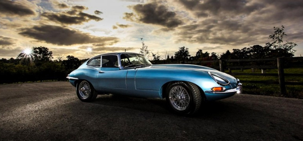 1965 Jaguar E Type S1 4.2 FHC – Available for Rebuild - £POA - Lanes Cars: www.lanescars.co.uk